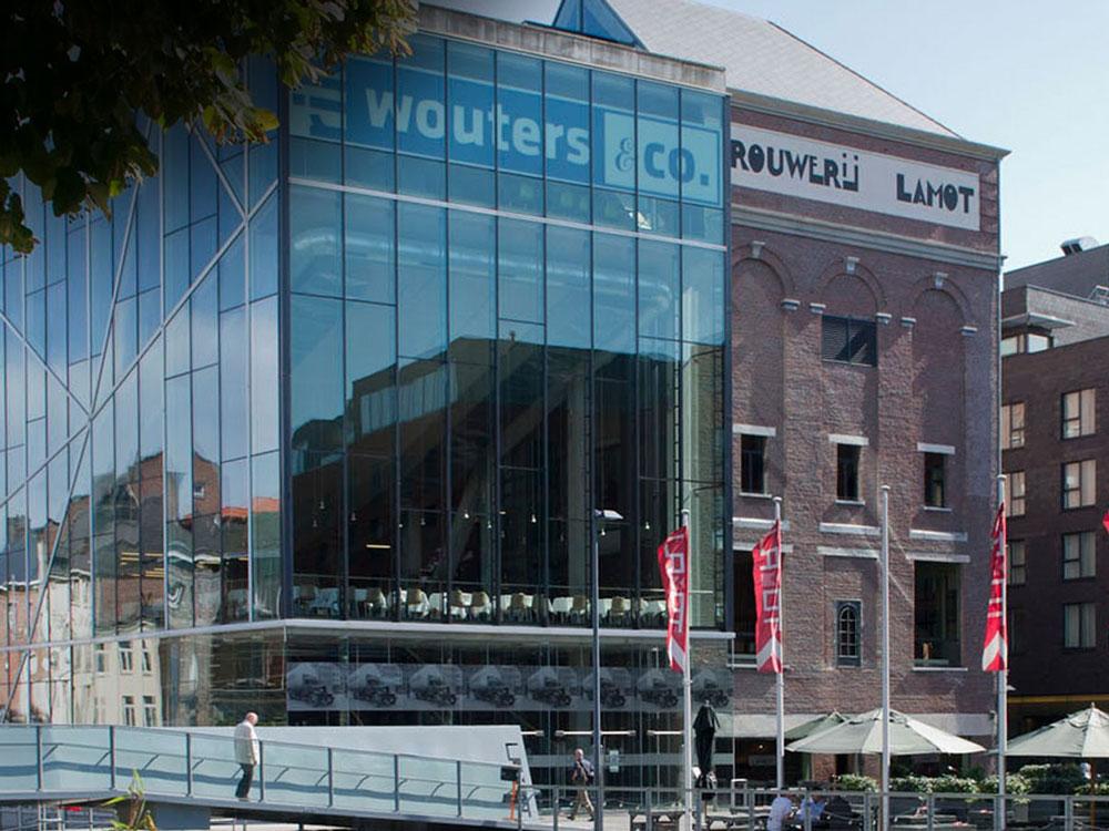 Lamot Conference Center Mechelen